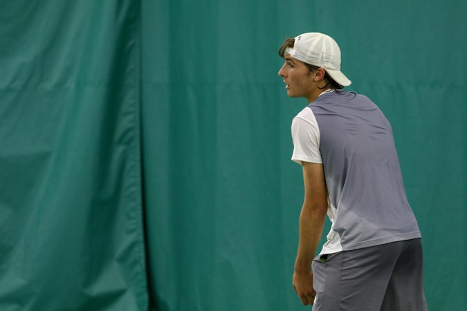 Men's Tennis begins season on Sunday down in Baltimore