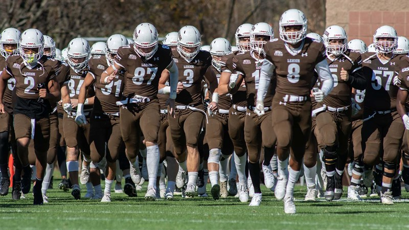 Lehigh Football Welcomes 11 As Early Signing Period Begins