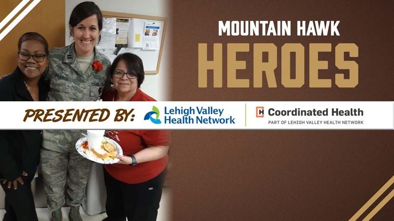 Mountain Hawk Heroes: Women's Basketball Alum Kaela Pearce