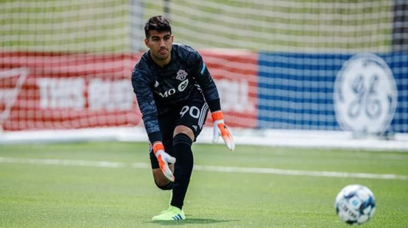 Toronto FC sign third goalkeeper ahead of MLS is Back Tournament